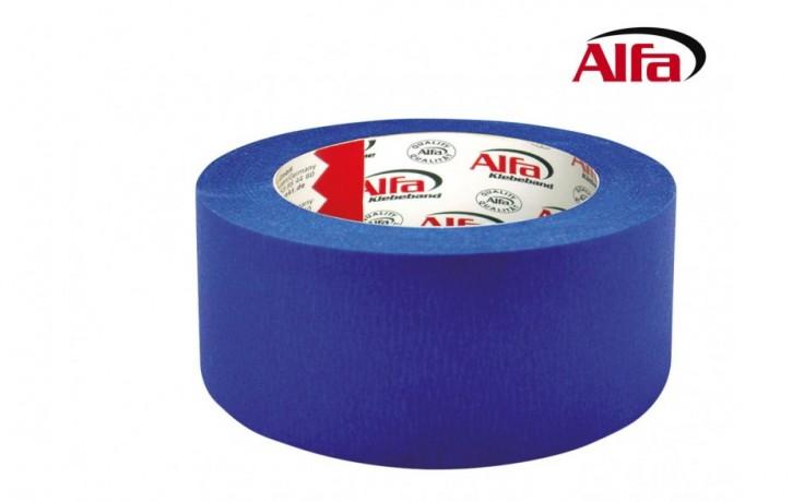 Ce ruban adhésif en papier crêpé est particulièrement résistant aux UV