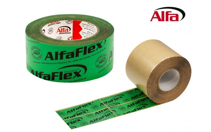 153 ALFA - Ruban adhesif d' étanchéité pour membrane