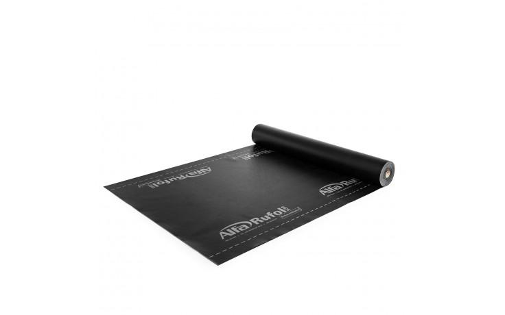 Membrane de sous-couche soudable, ouverte à la diffusion et imperméable à l'eau avec 330 g/m²