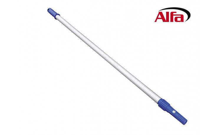 360 ALFA - Tiges télescopiques en ALU