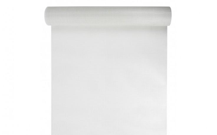 Toile de renfort en fibre de verre E d'un poids unitaire de 105 g/m²
