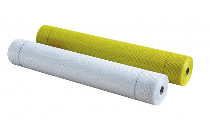 537 ALFA - Treillis en fibre de verre 165 g/m² pour un travail rapide, simple et efficace