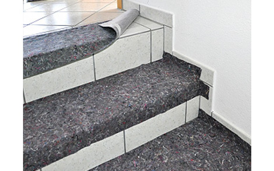 Bâche Protection Absorbante Peinture Pour Escaliers