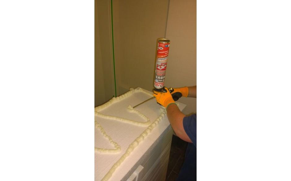 612 alfa colle mousse polyurethane b1 pour ite wdvs 800 ml. Black Bedroom Furniture Sets. Home Design Ideas