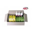 199 ALFA - Paquet assortiment «TOIT», pour garantir une isolation thermique du toit selon les normes RT 2012