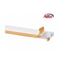 532 ALFA - Profilé «L» avec languette autocollante et lèvre de protection