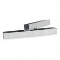 Agrafes en fil métallique galvanisées de très haute qualité, avec un large dos pour agrafeuse RAPID R34