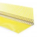Angle de blindage 10 cm x 15 cm x 2,6 m robuste, antidérapant et résistant aux alcalis