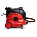 Aspirateur avec nettoyage automatique du filtre et classification M pour systèmes d'aspiration d'eau et de poussière