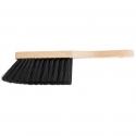 Balayette en poils naturels mélangés à des poils synthétiques pour poussières fines