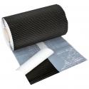 Ruban adhésif flexible en structure 3D, ultra fixant pour cheminées