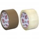 Ruban adhésif pour cartons en Polypropylene - transparent ou brun