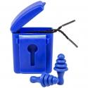 Bouchon protection auditive avec lien, réutilisable