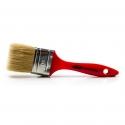 Brosse queue de morue avec poils clair et 60% pure soie de chine