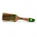 Pinceau pour vernis avec lasure mélangé et 90% de poils pure soie de chine