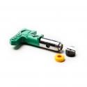 Buse de pulvérisation basse pression verte pour pulvérisateurs Graco Airless