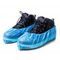 Protection sur chaussures bleu en CPE