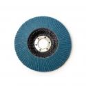 Brosse métallique abrasive - disque à lamelles de polissage