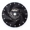 Disque multi emploi premium fin, extrêmement rapide, 7 segments de 7 mm