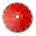 Disque diamant segmenté à tronçonner pour matériaux de construction