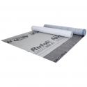 De très haute diffusion ouverte, écran de sous toiture en 3 couches avec membrane de fonction spéciale