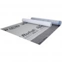 De très haute diffusion ouverte, écran de sous toiture en 3 couches avec membrane de fonction spéciale en 150 g/m²