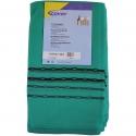 Filet de protection à maillage très serré pour garantir la sécurité au travail