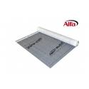Pare vapeur pour l'isolation de la toiture par l'extérieur - autocollant