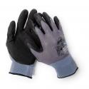 Gants de montage multi emploi avec revêtement special qui permet à la peau des mains de respirer