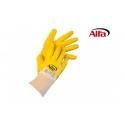 Gants revêtement en Nitril - pas d´humidité sur les mains