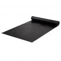 Sous-couche isolante flexible en matière plastique avec surface antidérapante