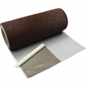 Ruban adhésif extensible pour chevauchement en aluminium stretché