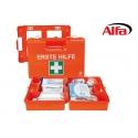 Coffre premiers secours selon DIN 13 157