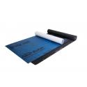 Ecran de sous toiture à diffusion ouverte en 165 g/m²; le matériau préféré des artisans