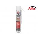 620 ALFA - Mousse PU expansive monocomposant 750ml manuelle