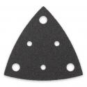 Papiers abrasifs universelles avec perforation