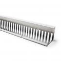 Pare-gravier en aluminium de haute qualité avec revêtement en PVC, y compris connecteur de raccordement