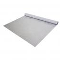 Pare-vapeur en aluminium entièrement autocollant avec un poids de surface de 155 g/m²