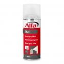 Alfa Peinture en spray Alfa Mat 400ml, RAL 9010 (blanc pur)