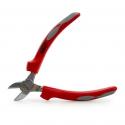 Pince coupante robuste avec poignée souple ergonomique 2K selon DIN ISO 5749 B