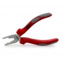 Pince mixte robuste avec poignée souple ergonomique à 2 composants