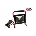 Projecteur baladeur LED à 30W pour chantier, protégé contre les éclaboussures