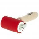 Rouleau en caoutchouc rigide de haute qualité pour une pression exempte de bulles