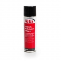 Le spray  graisse adhésive longue durée possède une résistance élevée à la pression et à la température ainsi qu'une protection contre l'usure.