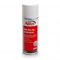 Pâte aluminium polyvalente en spray, résistante aux hautes températures, à base de pigments d'aluminium