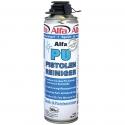618 ALFA Nettoyant de mousse expansive PU en aerosol