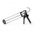 Squelette de Pistolet robuste avec tige de galvanisée et bloc de poussée