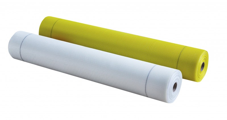537 ALFA - Tissu de renfort en fibre de verre - Fabrication Européenne - Grammage 165 g/m²
