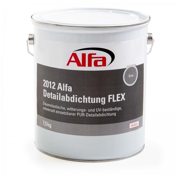 2012 Alfa Etancheité pour toitures FLEX