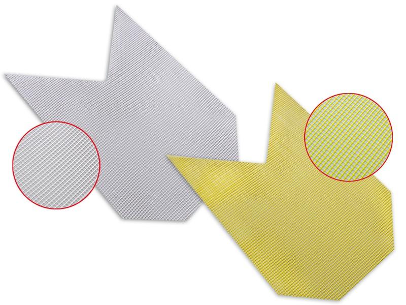 536 ALFA - Treillis en fibre de verre (pour angles et coins)